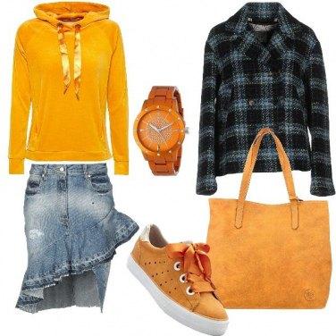 Outfit Una vivace petite