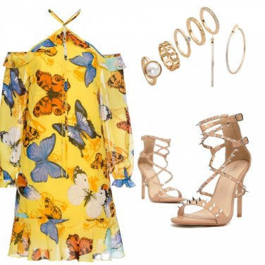Outfit Etnico #220