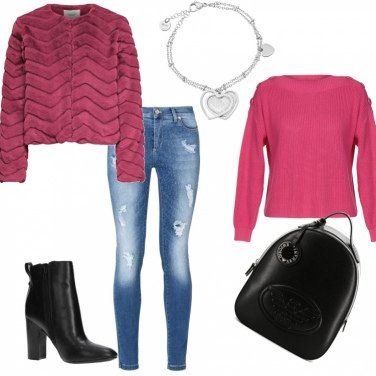 Outfit Romantic love