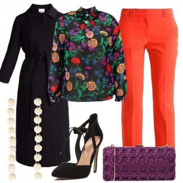 Outfit Una serata a colori