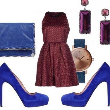 Outfit Contrasti inconsueti