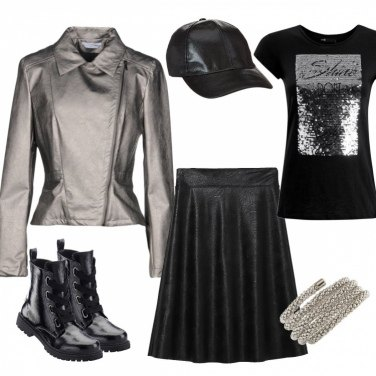 Outfit Rock #344