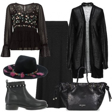 Outfit Etnico #232