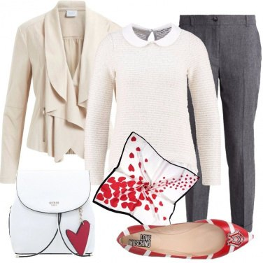 Outfit Mille cuori