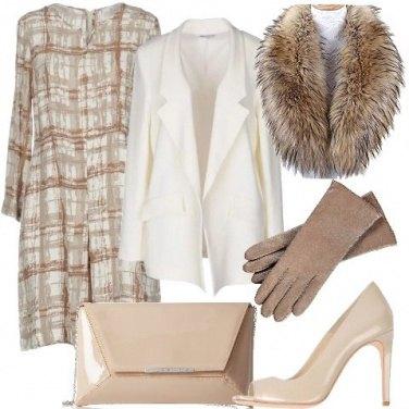 Outfit Chic da cerimonia