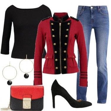 Outfit Aperitivo nel fine settimana