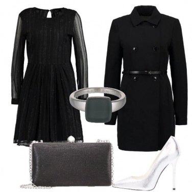 Outfit Serata scintillante