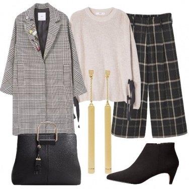 Outfit Minimal rilassato