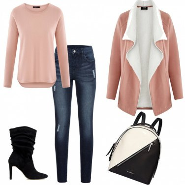 Outfit Rose
