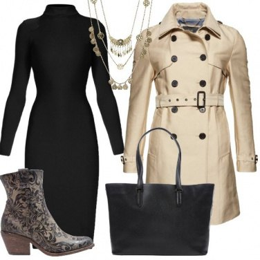 Outfit Particolarmente semplice