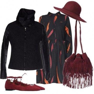 Outfit Una lady a passeggio