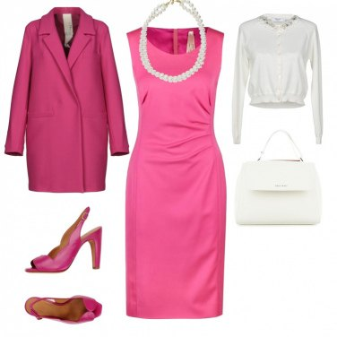 Outfit Lady in Pink