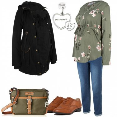 Outfit In dolce attesa