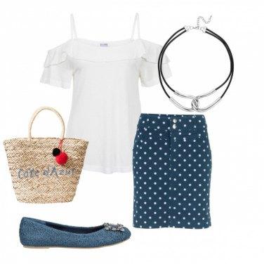 Outfit Morbida per il mercato rionale