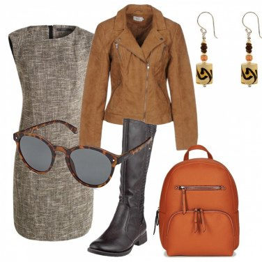Outfit Riscaldando l'inverno