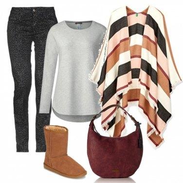 Outfit Mantella multicolor