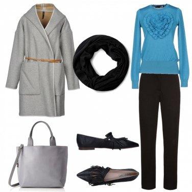 Outfit Trendy, un cuore grande