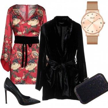 Outfit Serata romantica
