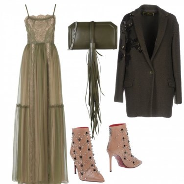 Outfit Una fata glamrock