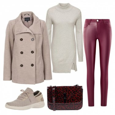 Outfit Comfort e trendy