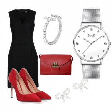 Outfit San Valentino in love