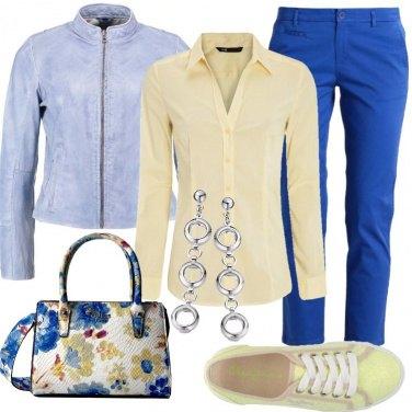 Outfit Una domenica colorata