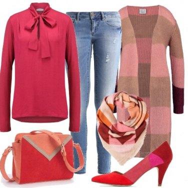 Outfit Gioco di colori
