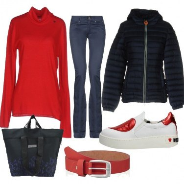 Outfit Urban #1097