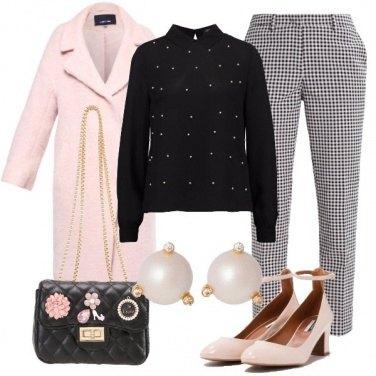 Outfit Perle e vichy