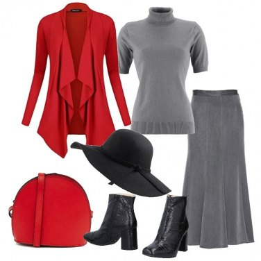 Outfit Il cappello ogni giorno