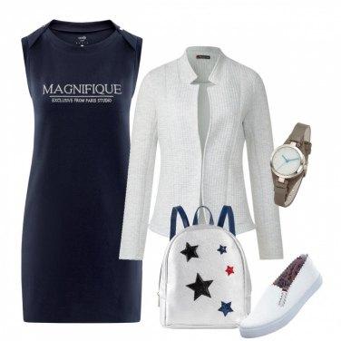 Outfit Per un pomeriggio in comodità