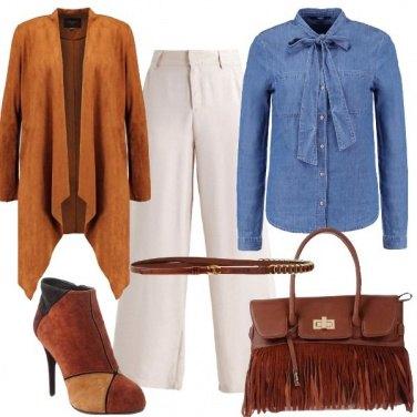 Outfit Tuffo negli anni settanta