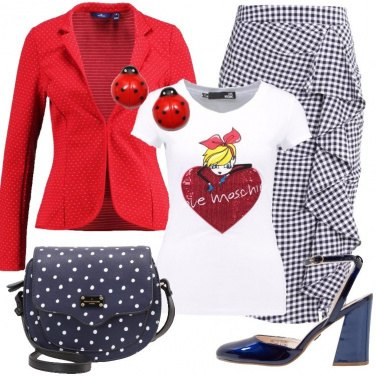 Outfit Mix and math divertente