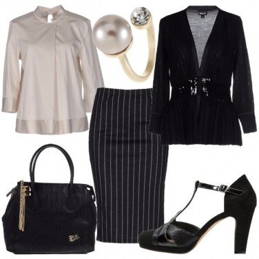 Outfit Chic e intramontabile