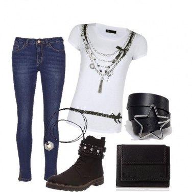 Outfit Rock no black!