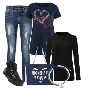 Outfit Basic #1624