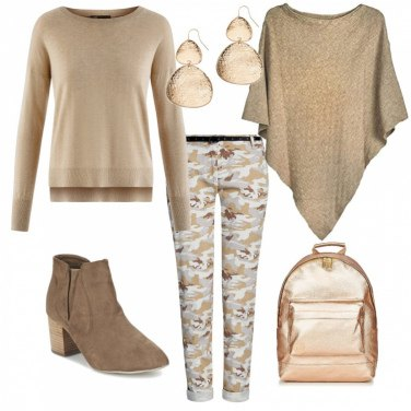 Outfit Comoda low cost