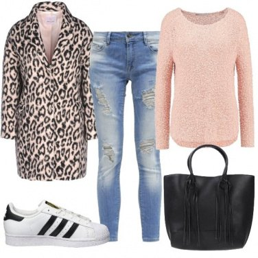 Outfit Casual e fashion