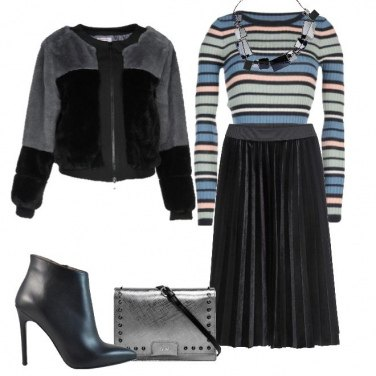 Outfit Plissè