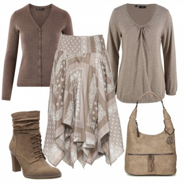 Outfit Un po' Gipsy