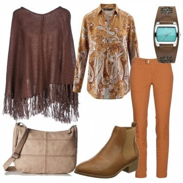 Outfit Etnico #259