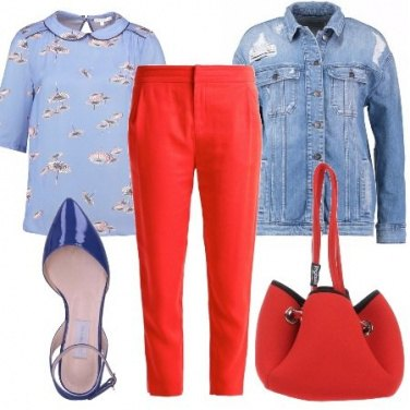 Outfit Personalità artistica