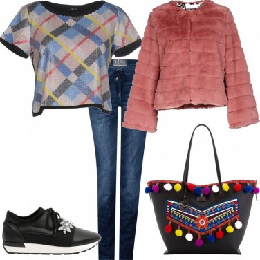 Outfit Rock #512