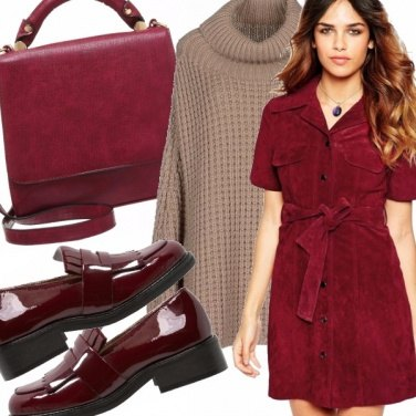 Outfit A day in..bordeaux!