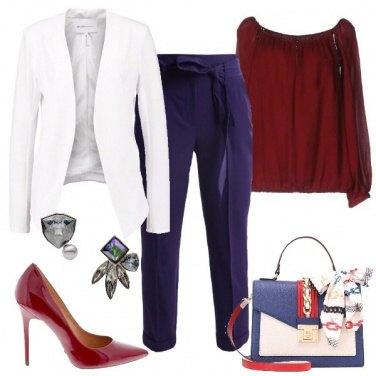 Outfit Vivi e vesti colorata