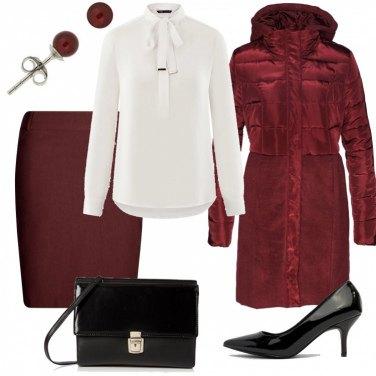 Outfit Appuntamento con un cliente