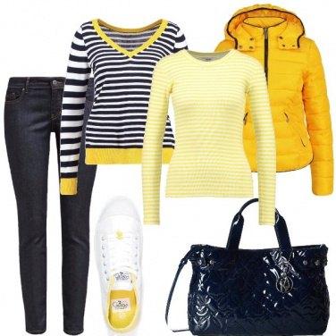 Outfit Ultimi giorni di freddo