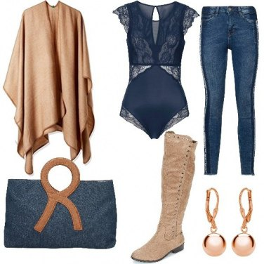 Outfit Casual ma con stile