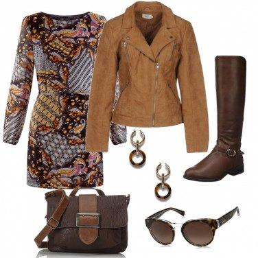 Outfit Stivali alti