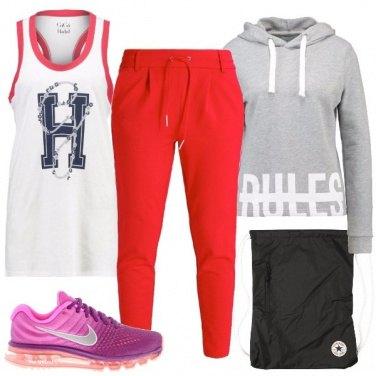 Outfit E\' tempo di correre